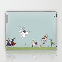 Fire Emblem Awakening Dumb Daughters Laptop & iPad Skin
