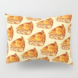 Apple Pie Pattern Pillow Sham