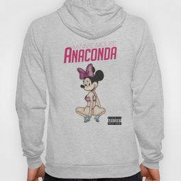 Minnie Minaj Anaconda  Hoody