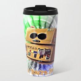 I Am You're Friend Travel Mug