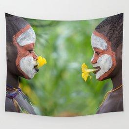 Suri Smile Wall Tapestry