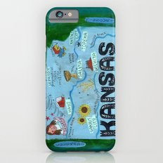 KANSAS iPhone 6s Slim Case