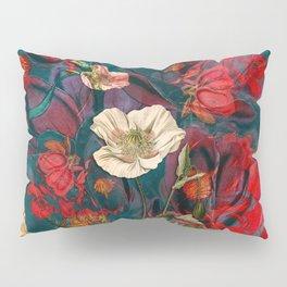 Flowers pattern Pillow Sham