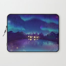 Northern Lights 2 Laptop Sleeve
