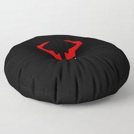 Rafael nadal Floor Pillow