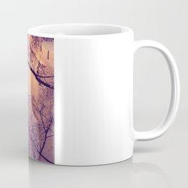 Over the city Coffee Mug