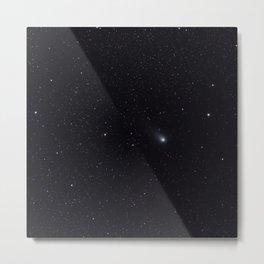 Comet Garradd Metal Print