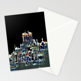 City tour Marburg Stationery Cards
