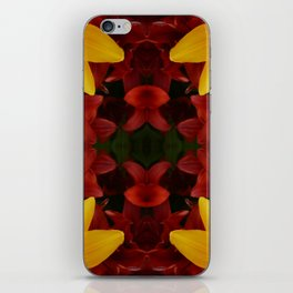 """""""A Gathering of Lilies"""" Remix - 2 (2-1) [D4466~24] iPhone Skin"""