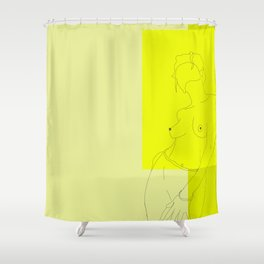 Pura Vida Shower Curtain