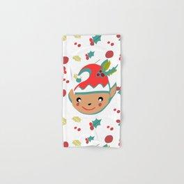 cute gnome Hand & Bath Towel