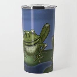 Frog Pond  Travel Mug