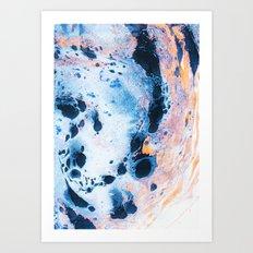 Stone Water #society6 #decor #buyart Art Print