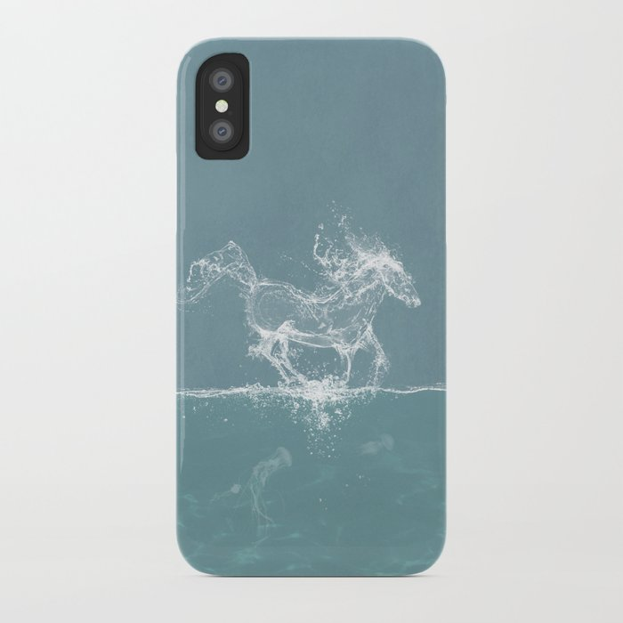The Water Horse iPhone Case