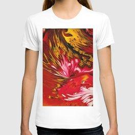 Fire Lily T-shirt