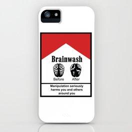 Brainwash iPhone Case