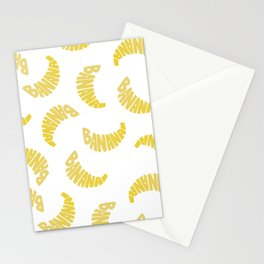 Type' O Banana Stationery Cards