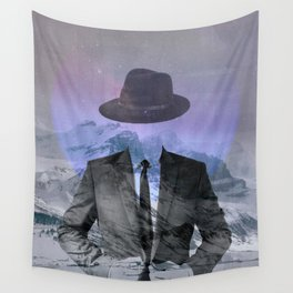 The suit Wall Tapestry