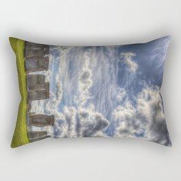 Stonehenge Summer Rectangular Pillow