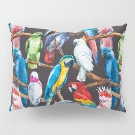 Parrot Pattern 04 Pillow Sham