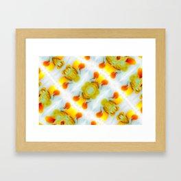 C Son Framed Art Print