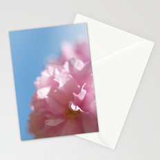 Japanese Spring - Prunus serrulata 2 648 Stationery Cards