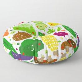 Eat your greens! Floor Pillow