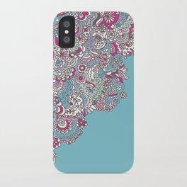 Flower Medley #2 iPhone Case
