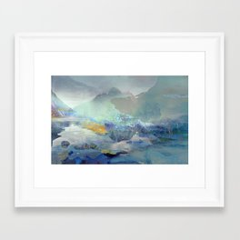 Untitled 20140812m Framed Art Print