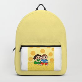 Yellow Mellow Backpack