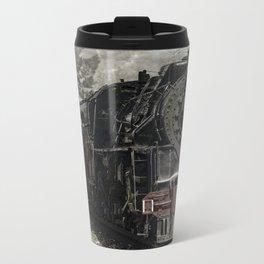 train Metal Travel Mug