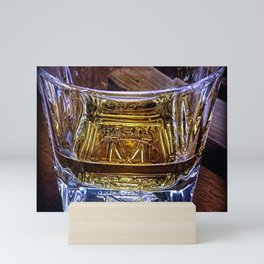 Macallan Neat Mini Art Print
