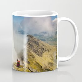 Mount Brandon Kerry Ireland Coffee Mug