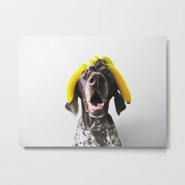 Bananas! Metal Print