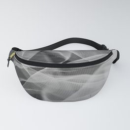 Abstract veil background 2 Fanny Pack