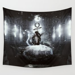 Devoted to You Wall Tapestry