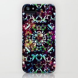 Gypsy Universe iPhone Case