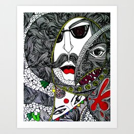 Bollywood | Limited Edition of 50 Prints Art Print