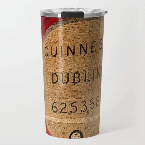 Guinness beer barrel - great man cave art! by thecheekypixel