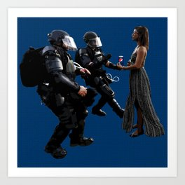 Give Pepsi A Chance Art Print