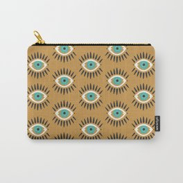 Eye see you - gold Carry-All Pouch