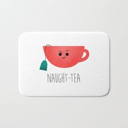 Naught-tea Bath Mat