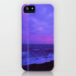Dusk Light Leak iPhone Case
