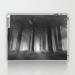 Soul of the Forest B&W Laptop & iPad Skin