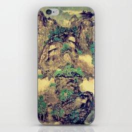 The Hills of Yunnan iPhone Skin
