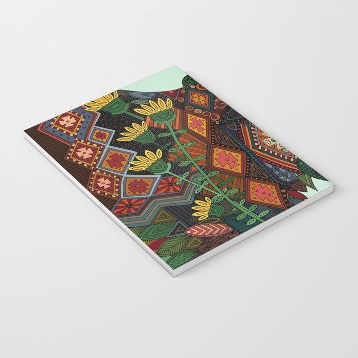 bison mint Notebook