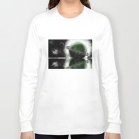 planets Long Sleeve T-shirts featuring Planets by DebbieHughes