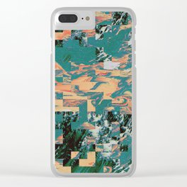 ERRAER Clear iPhone Case