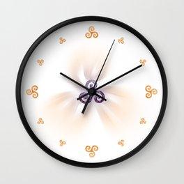 Circling back to Alpha Wall Clock