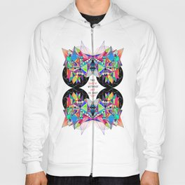 The Earth Without Art Hoody